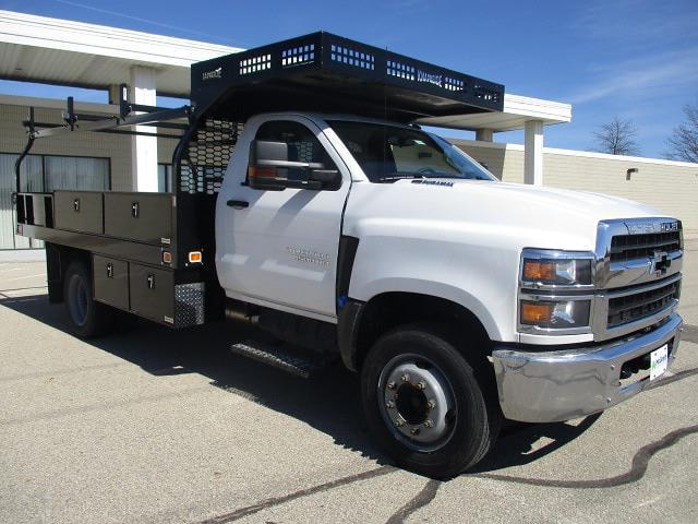 2020 Chevrolet Silverado 4500 Regular Cab DRW 4x2, Knapheide Concrete Concrete Body #C200698 - photo 2