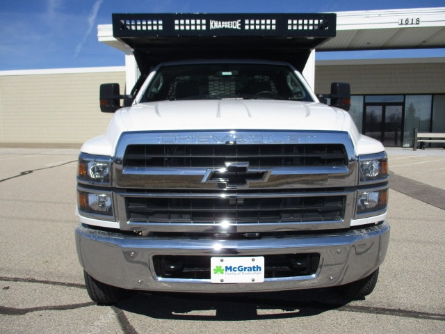 2020 Chevrolet Silverado 4500 Regular Cab DRW RWD, Knapheide Concrete Concrete Body #C200698 - photo 4