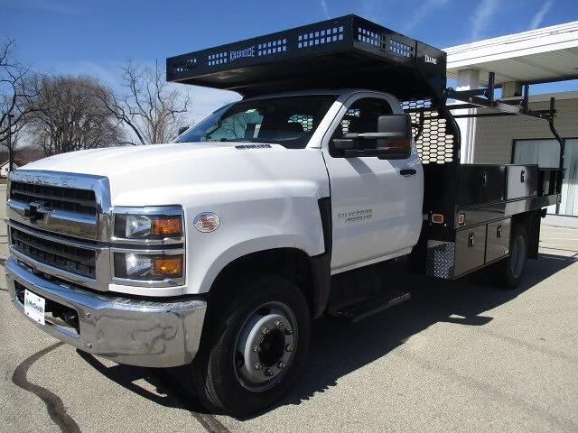 2020 Chevrolet Silverado 4500 Regular Cab DRW 4x2, Knapheide Concrete Body #C200698 - photo 1