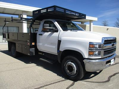 2020 Chevrolet Silverado 4500 Regular Cab DRW RWD, Knapheide Concrete Concrete Body #C200698 - photo 2