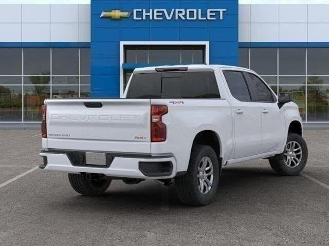 2020 Chevrolet Silverado 1500 Crew Cab 4x4, Pickup #C200871 - photo 7