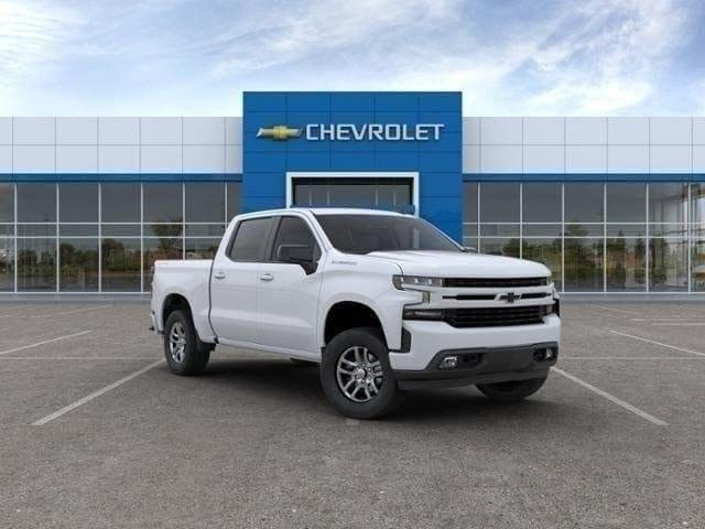 2020 Chevrolet Silverado 1500 Crew Cab 4x4, Pickup #C200871 - photo 3
