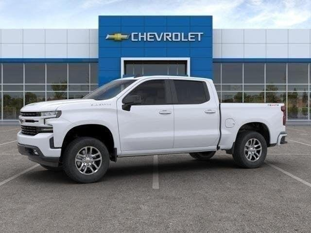 2020 Chevrolet Silverado 1500 Crew Cab 4x4, Pickup #C200871 - photo 4