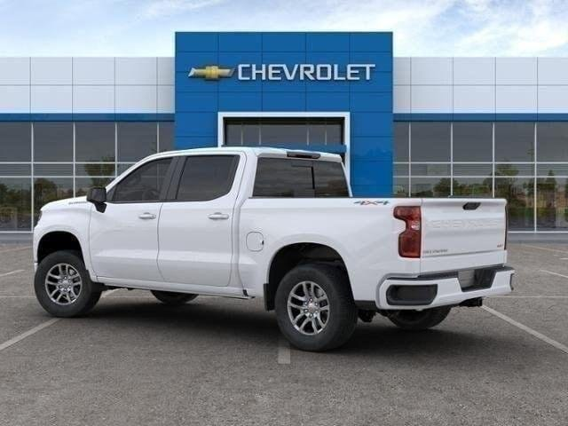2020 Chevrolet Silverado 1500 Crew Cab 4x4, Pickup #C200871 - photo 6