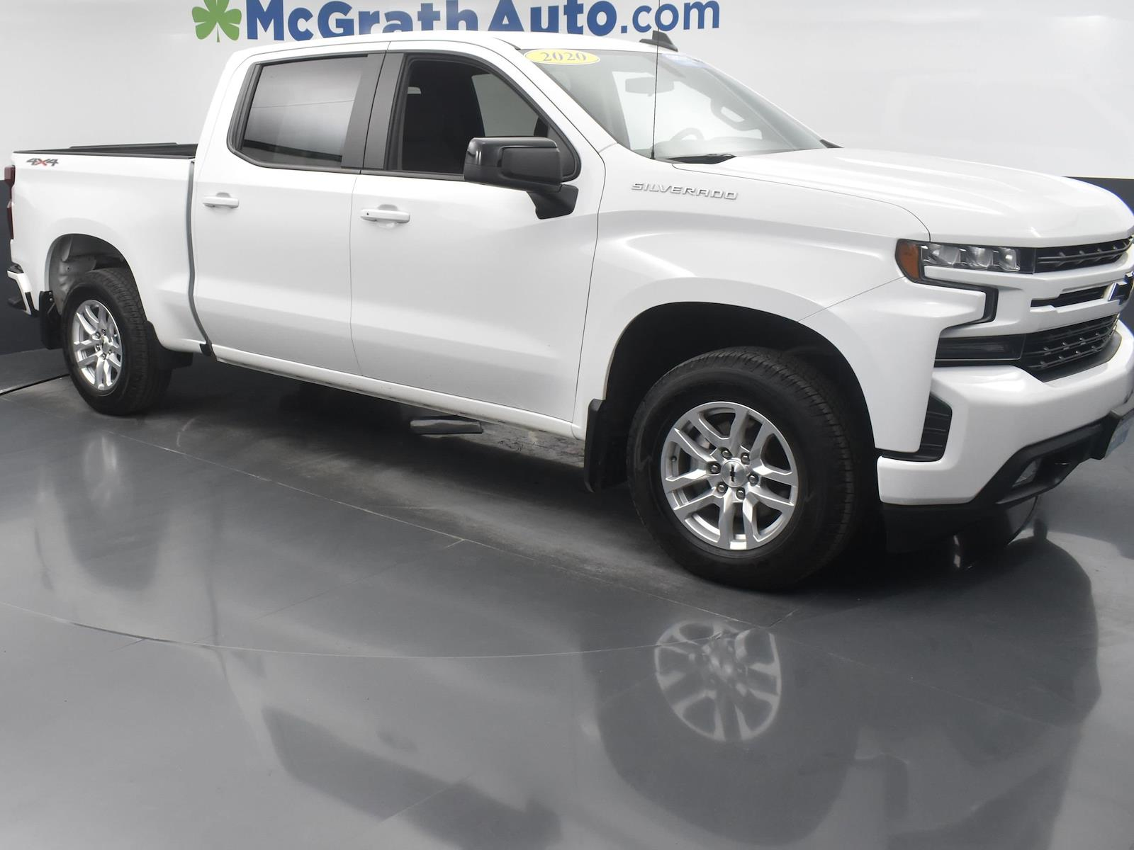 2020 Chevrolet Silverado 1500 Crew Cab 4x4, Pickup #C200871 - photo 1