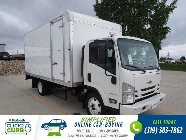 2020 Chevrolet LCF 4500 Regular Cab RWD, Bay Bridge Cutaway Van #C200911 - photo 1