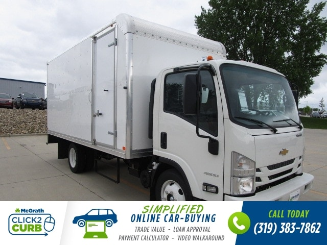2020 Chevrolet LCF 4500 Regular Cab RWD, Bay Bridge Cutaway Van #C200930 - photo 1