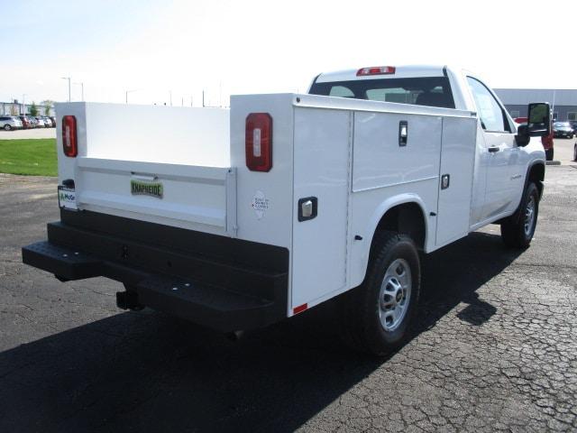 2020 Chevrolet Silverado 2500 Regular Cab 4x4, Knapheide Service Body #C200939 - photo 1