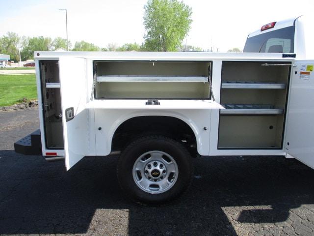 2020 Chevrolet Silverado 2500 Regular Cab 4x4, Knapheide Steel Service Body #C200939 - photo 13