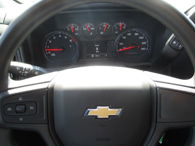 2020 Chevrolet Silverado 2500 Regular Cab 4x4, Knapheide Steel Service Body #C200939 - photo 8