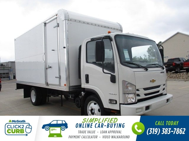 2020 Chevrolet LCF 4500 Regular Cab 4x2, Bay Bridge Cutaway Van #C200952 - photo 1