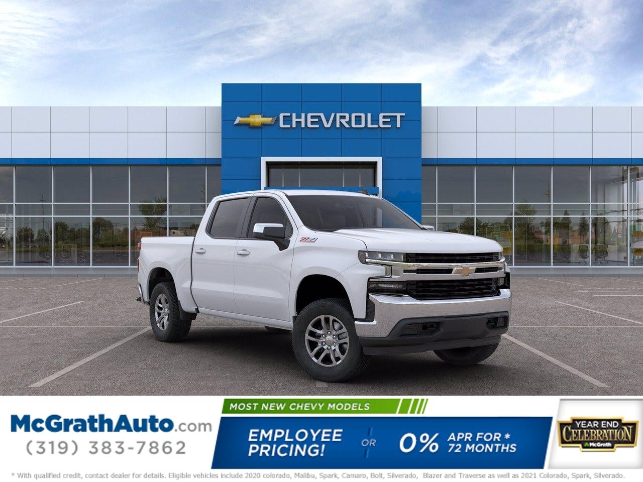 2020 Chevrolet Silverado 1500 Crew Cab 4x4, Pickup #C201130 - photo 1