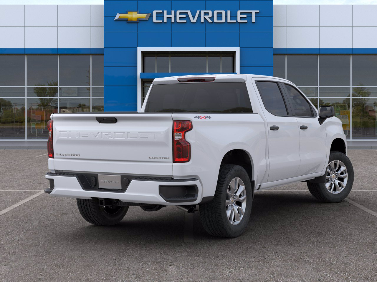 2020 Chevrolet Silverado 1500 Crew Cab 4x4, Pickup #C201388 - photo 2