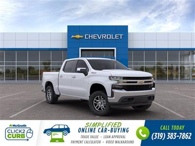 2020 Chevrolet Silverado 1500 Crew Cab 4x4, Pickup #C201413 - photo 1