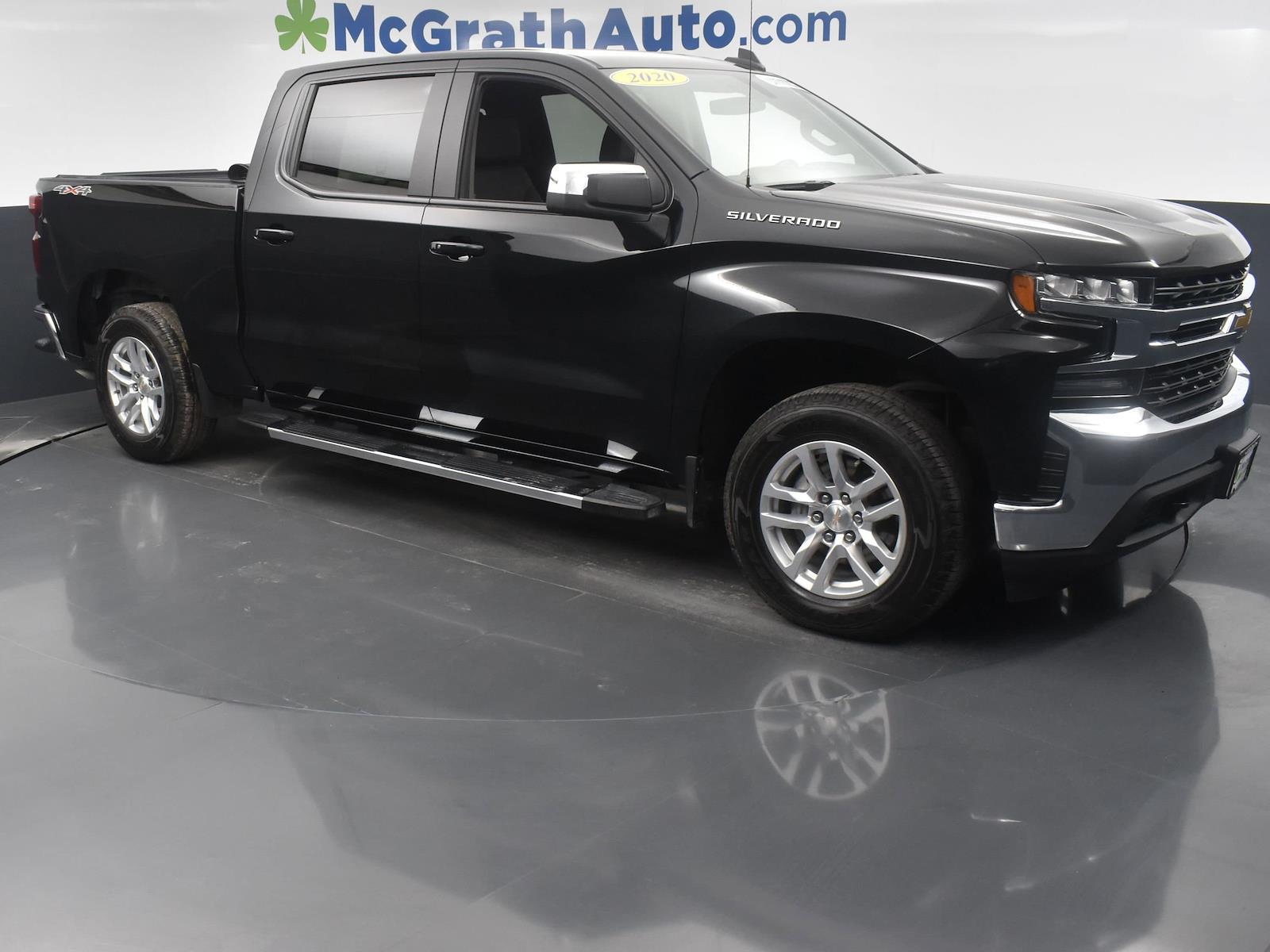 2020 Chevrolet Silverado 1500 Crew Cab 4x4, Pickup #C201419 - photo 1