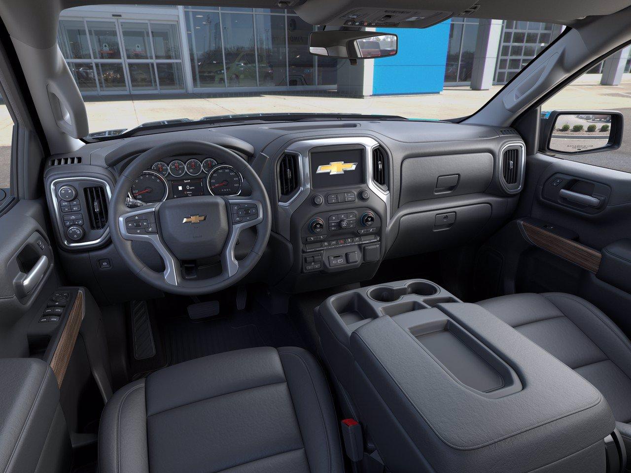 2020 Chevrolet Silverado 1500 Crew Cab 4x4, Pickup #C201419 - photo 10
