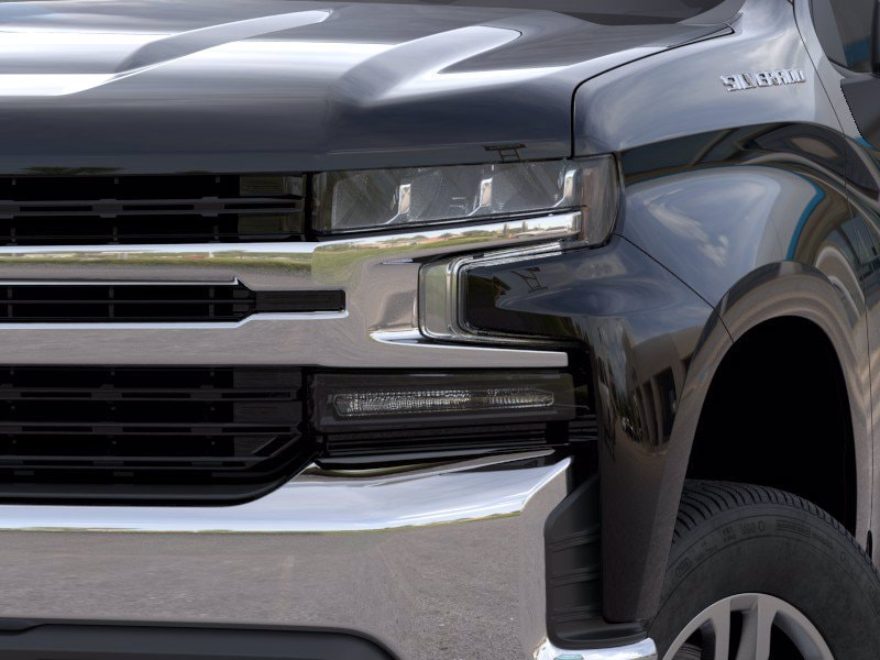 2020 Chevrolet Silverado 1500 Crew Cab 4x4, Pickup #C201419 - photo 8
