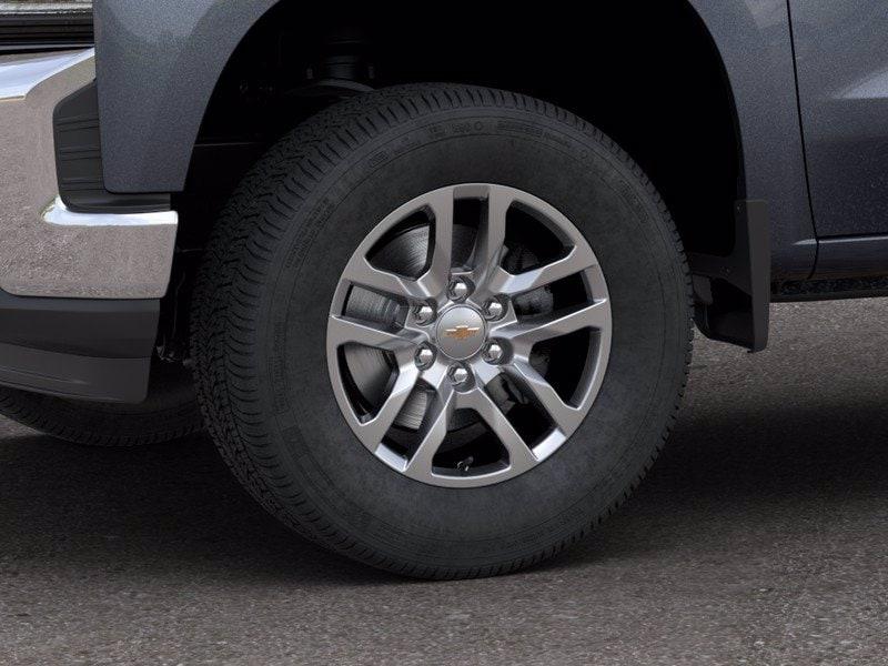 2020 Chevrolet Silverado 1500 Crew Cab 4x4, Pickup #C201430 - photo 7
