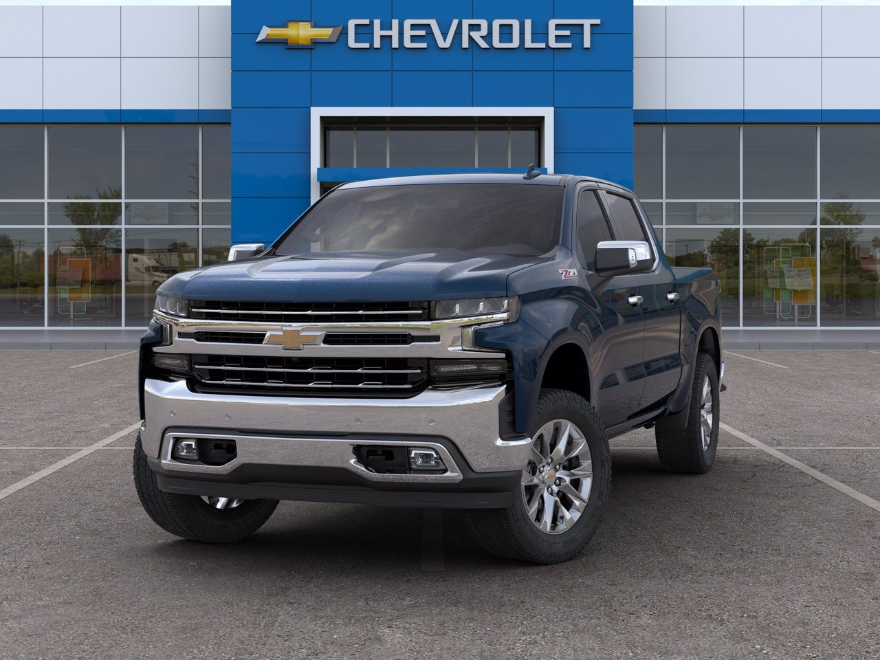2020 Chevrolet Silverado 1500 Crew Cab 4x4, Pickup #C201434 - photo 6