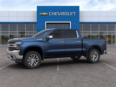 2020 Chevrolet Silverado 1500 Crew Cab 4x4, Pickup #C201434 - photo 3