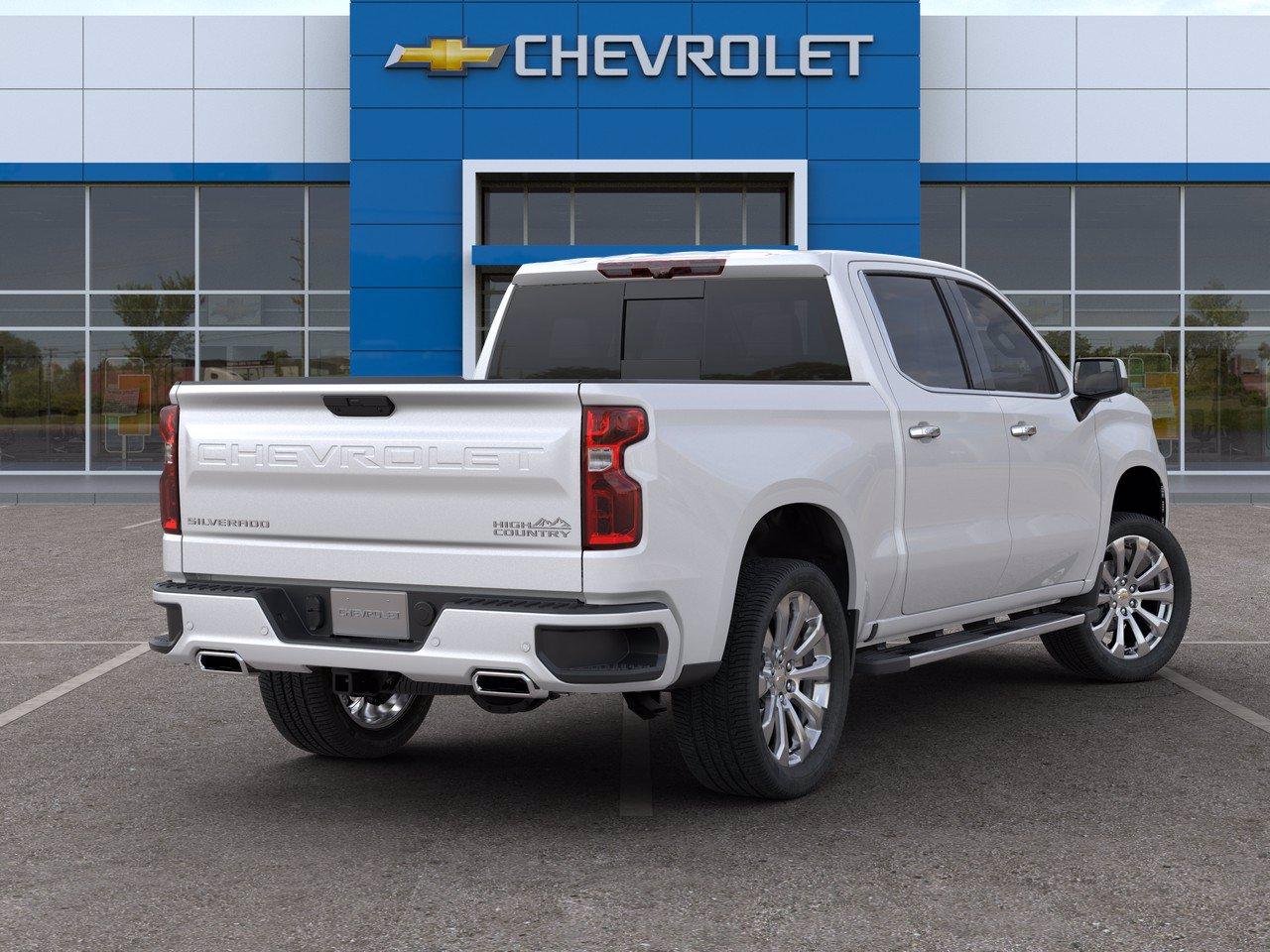 2020 Chevrolet Silverado 1500 Crew Cab 4x4, Pickup #C201483 - photo 2