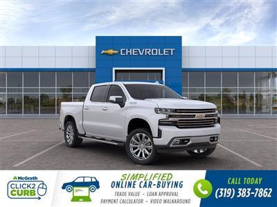 2020 Chevrolet Silverado 1500 Crew Cab 4x4, Pickup #C201483 - photo 1