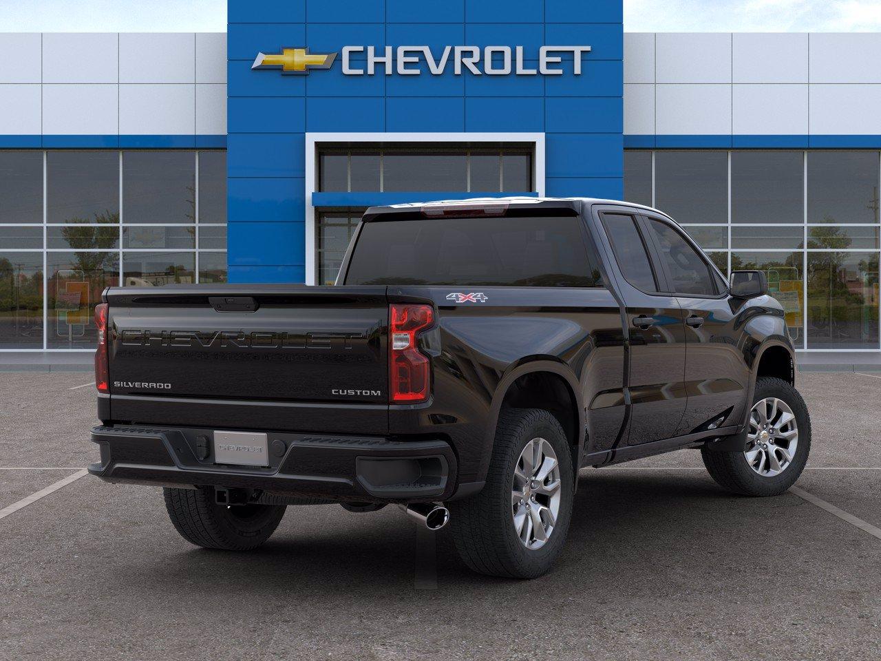 2020 Chevrolet Silverado 1500 Double Cab 4x4, Pickup #C201489 - photo 2