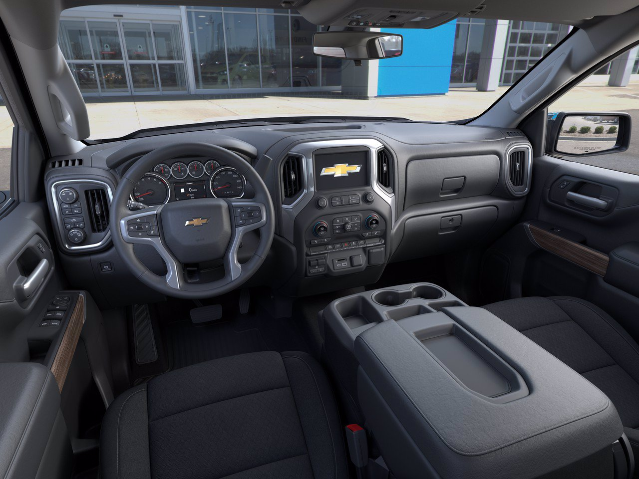 2020 Chevrolet Silverado 1500 Double Cab 4x4, Pickup #C201500 - photo 10