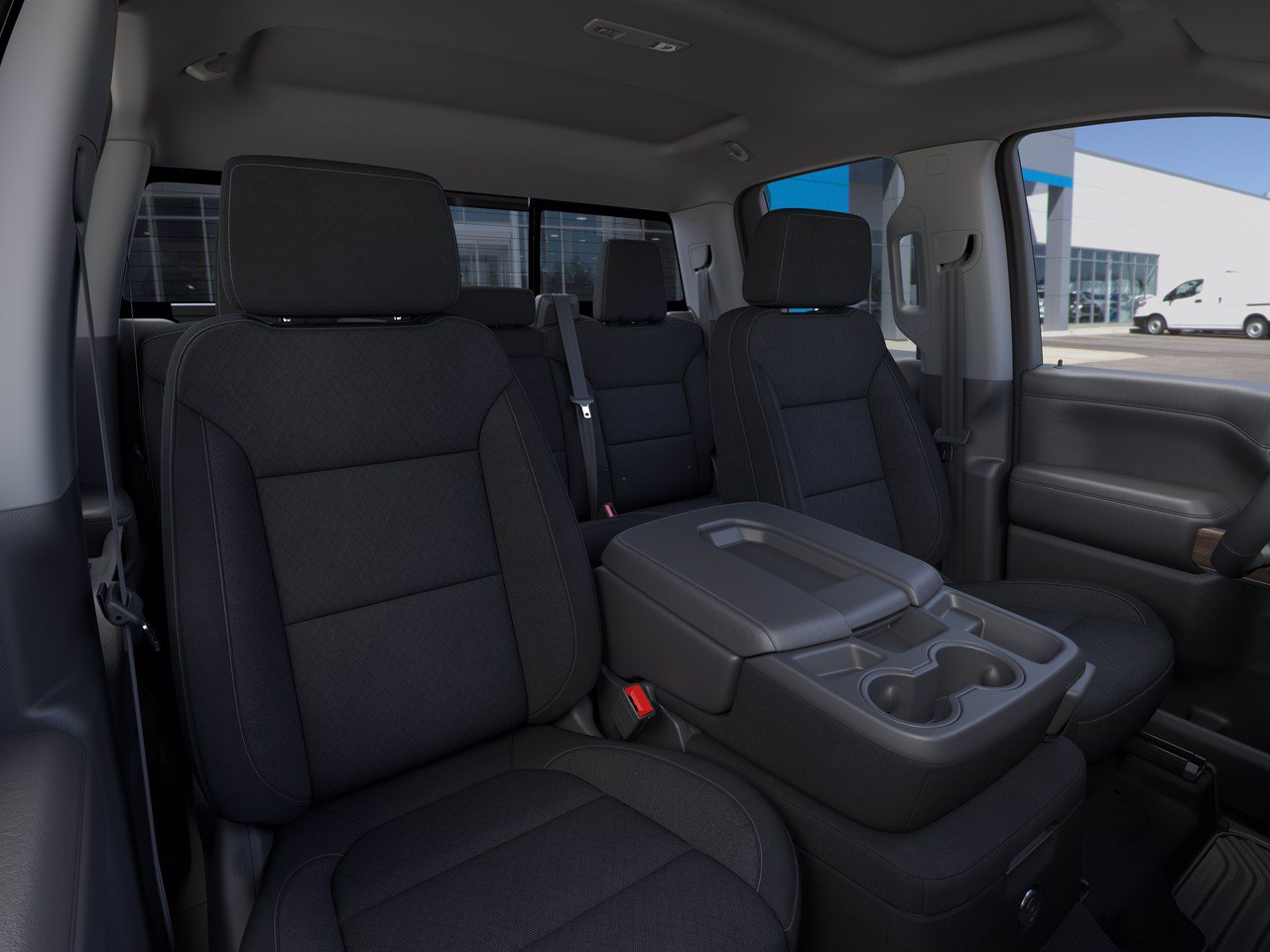 2020 Chevrolet Silverado 1500 Double Cab 4x4, Pickup #C201500 - photo 11