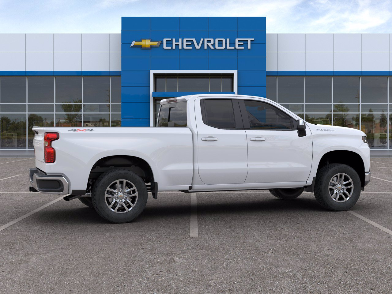 2020 Chevrolet Silverado 1500 Double Cab 4x4, Pickup #C201500 - photo 5