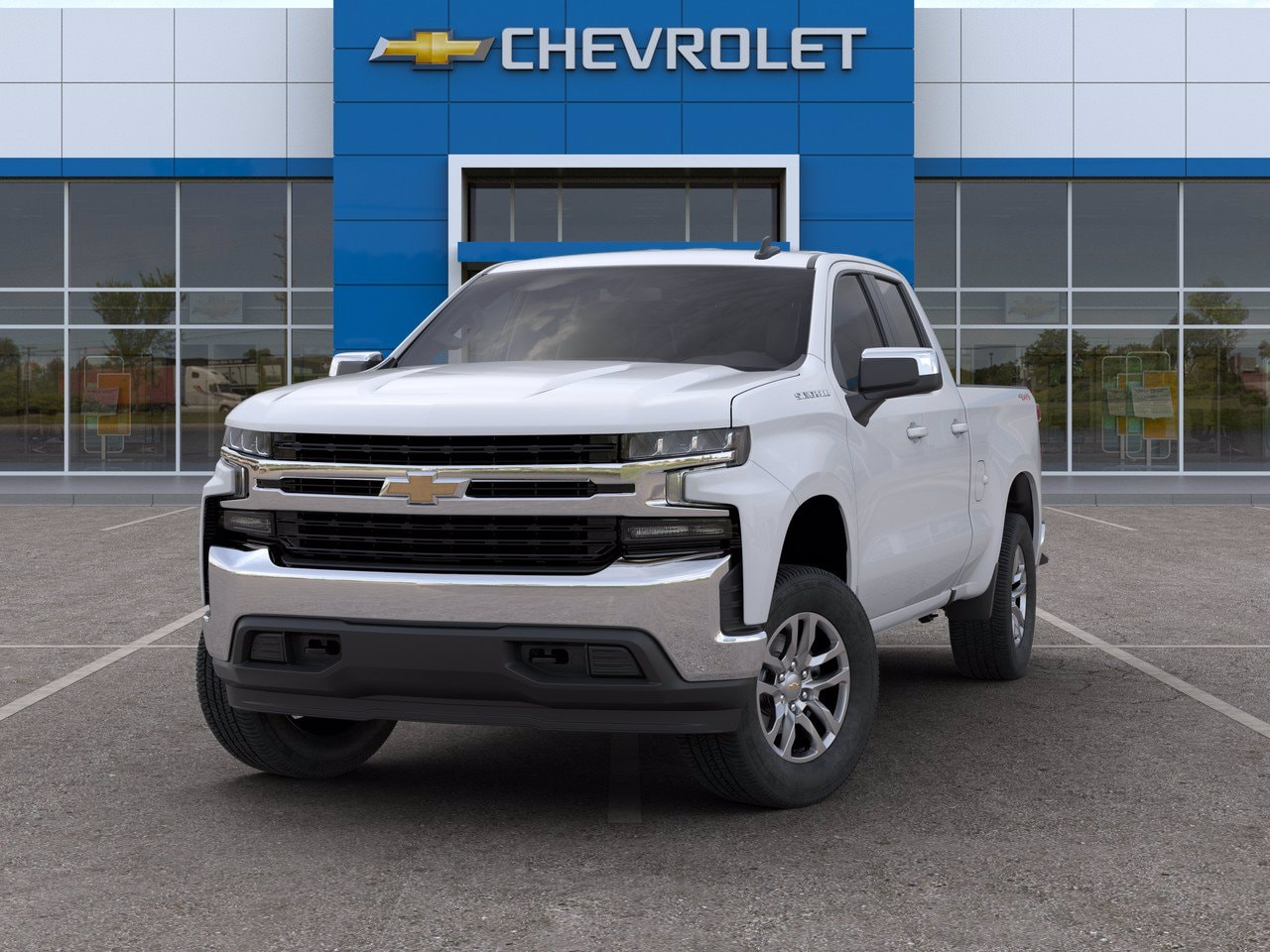2020 Chevrolet Silverado 1500 Double Cab 4x4, Pickup #C201500 - photo 6