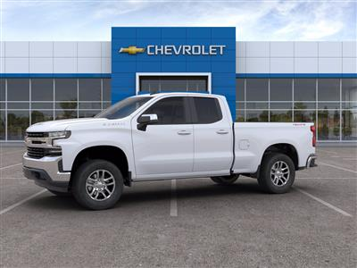 2020 Chevrolet Silverado 1500 Double Cab 4x4, Pickup #C201500 - photo 3