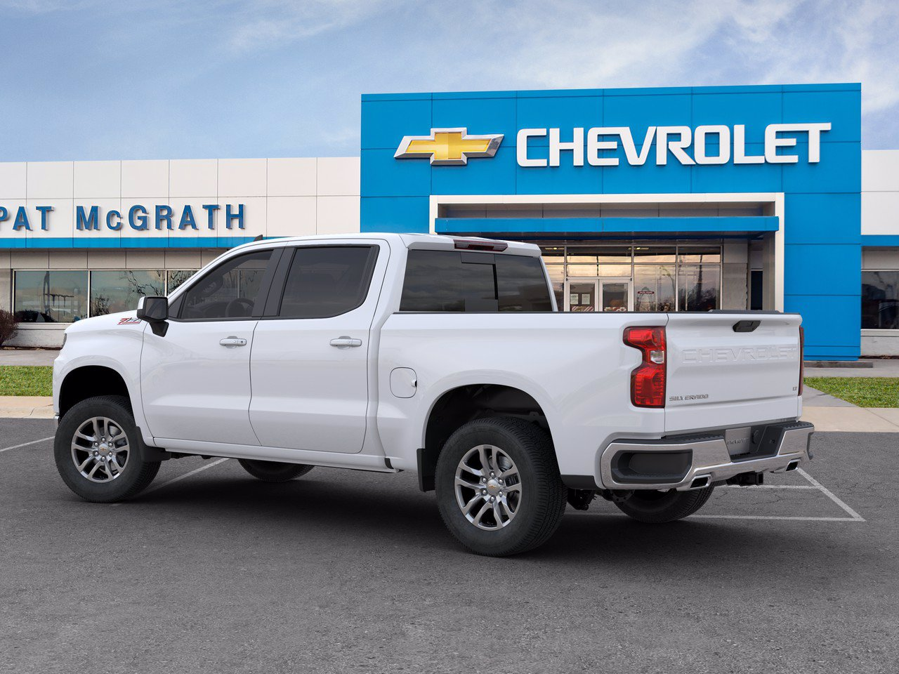 2020 Chevrolet Silverado 1500 Crew Cab 4x4, Pickup #C201509 - photo 4