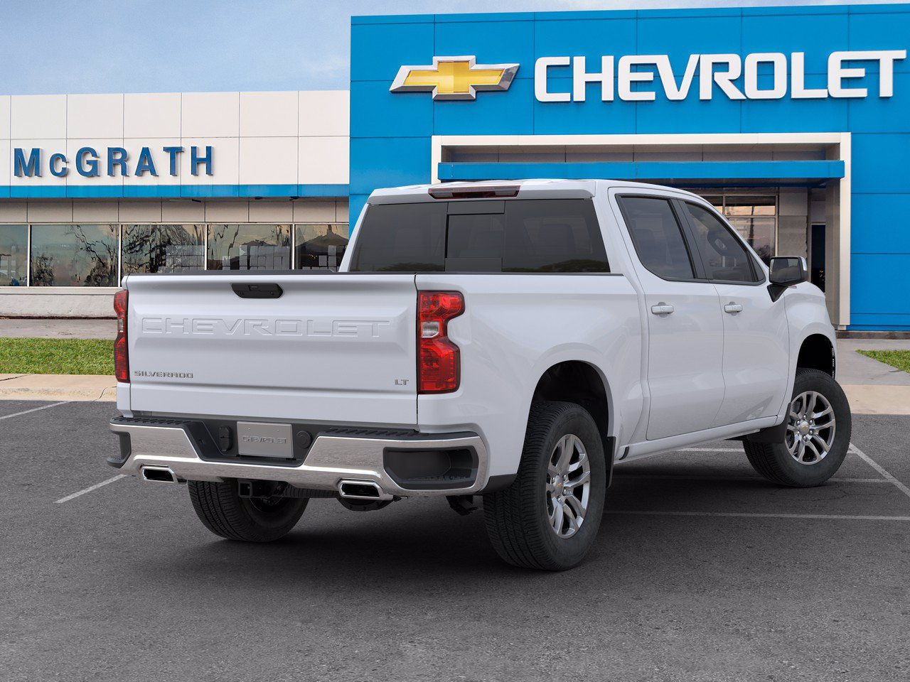 2020 Chevrolet Silverado 1500 Crew Cab 4x4, Pickup #C201509 - photo 2