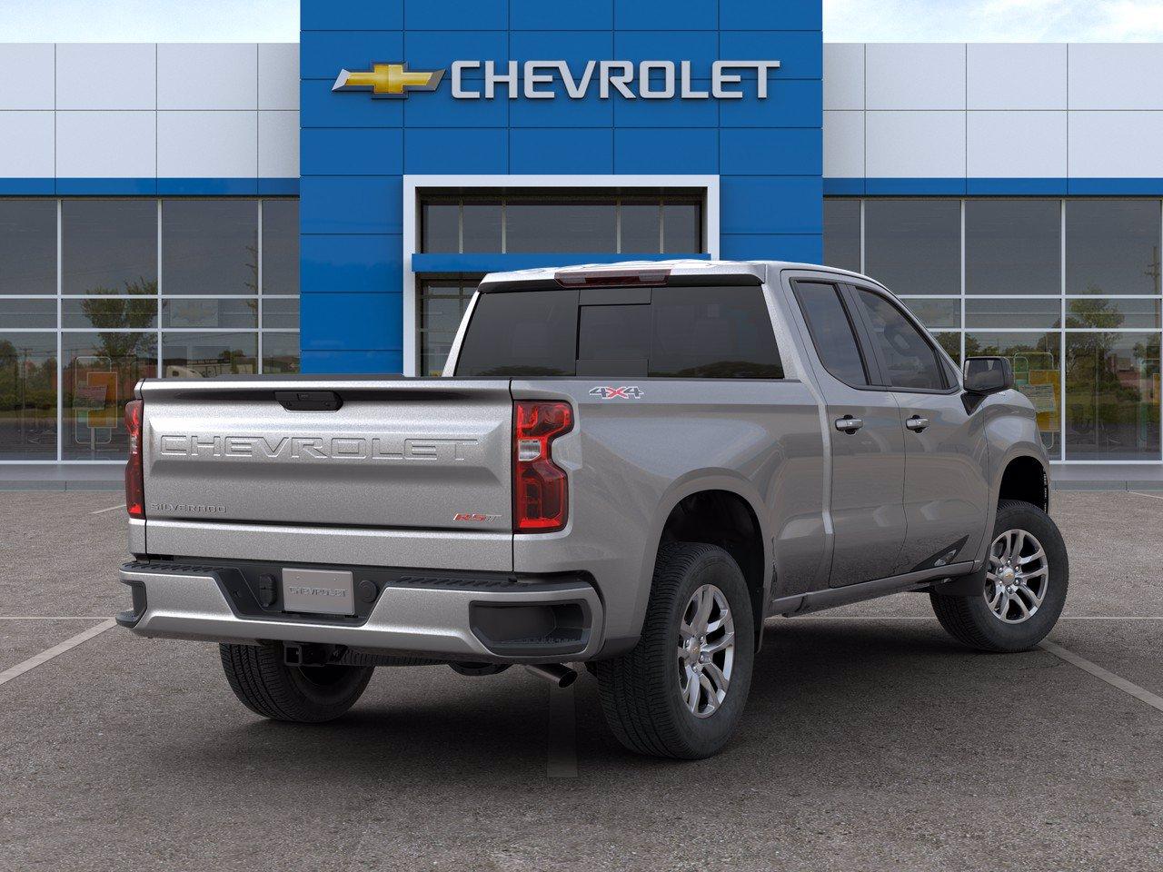 2020 Chevrolet Silverado 1500 Double Cab 4x4, Pickup #C201513 - photo 2