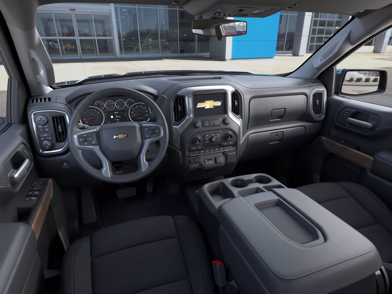 2020 Chevrolet Silverado 1500 Crew Cab 4x4, Pickup #C201522 - photo 10