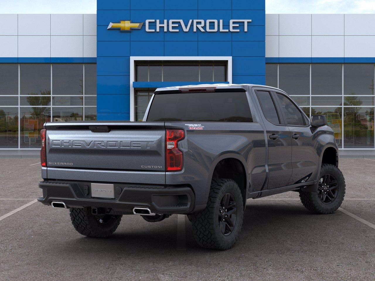 2020 Chevrolet Silverado 1500 Double Cab 4x4, Pickup #C201561 - photo 2