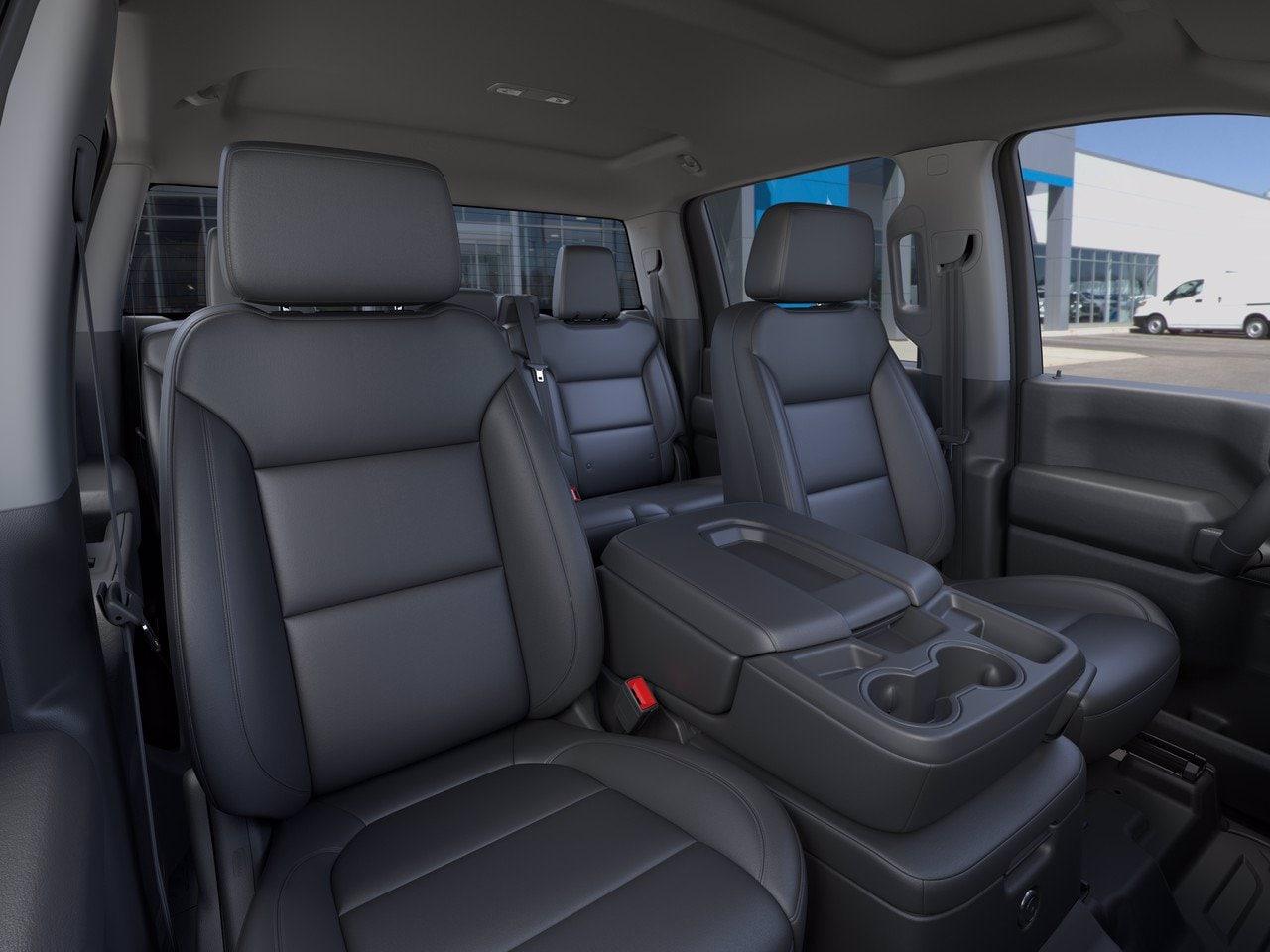 2020 Chevrolet Silverado 2500 Crew Cab 4x4, Knapheide Steel Service Body #C201564 - photo 11