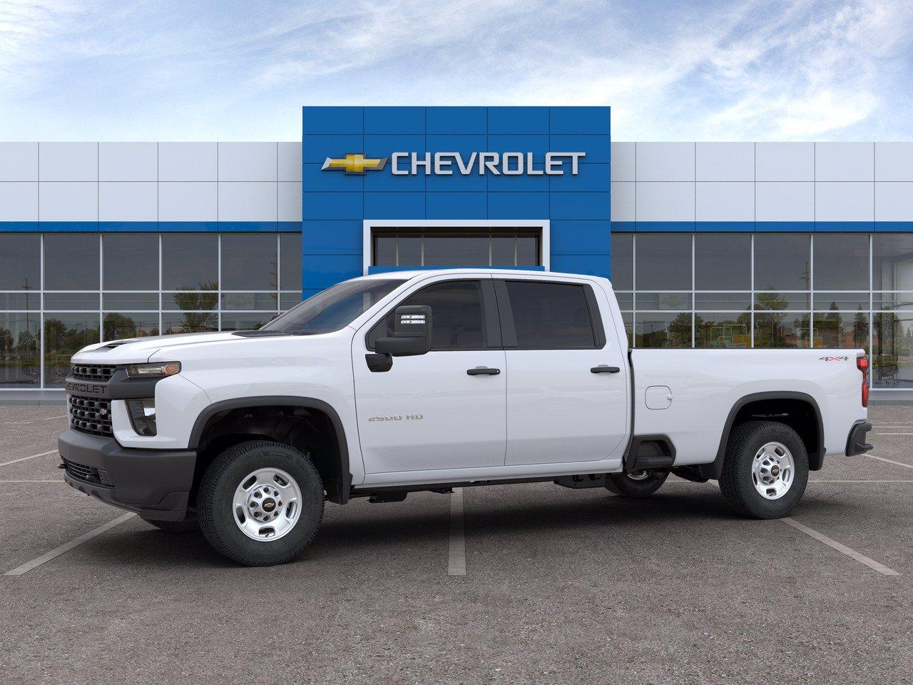 2020 Chevrolet Silverado 2500 Crew Cab 4x4, Knapheide Steel Service Body #C201564 - photo 3