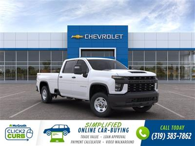 2020 Chevrolet Silverado 2500 Crew Cab 4x4, Knapheide Steel Service Body #C201564 - photo 1