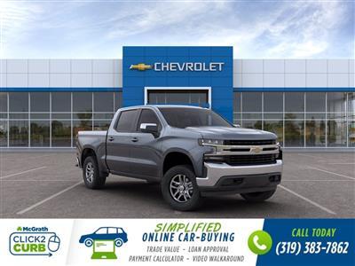 2020 Chevrolet Silverado 1500 Crew Cab 4x4, Pickup #C201565 - photo 1