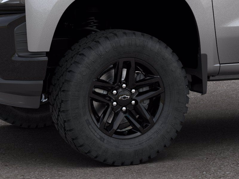 2020 Chevrolet Silverado 1500 Crew Cab 4x4, Pickup #C201626 - photo 7