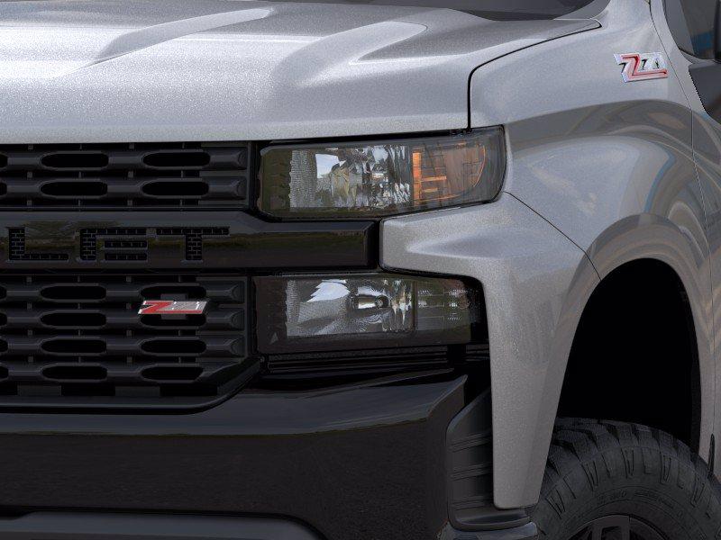 2020 Chevrolet Silverado 1500 Crew Cab 4x4, Pickup #C201626 - photo 8