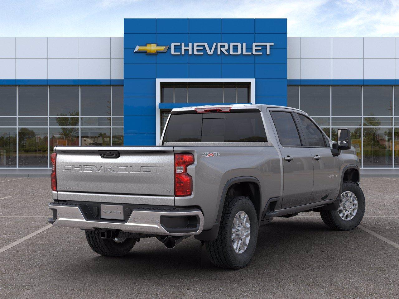 2020 Chevrolet Silverado 2500 Crew Cab 4x4, Pickup #C201630 - photo 2