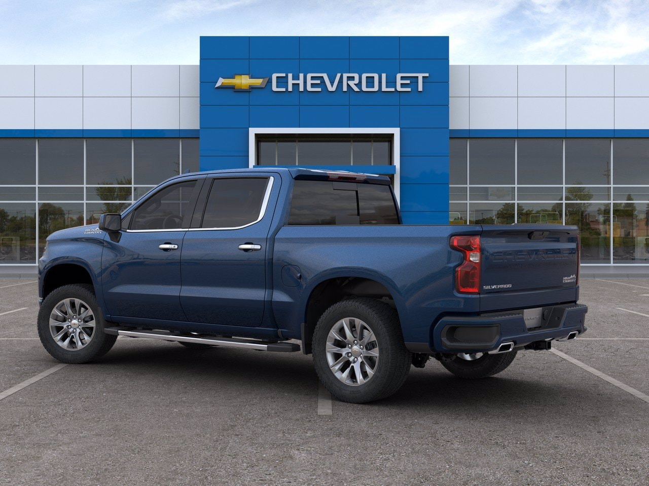 2020 Chevrolet Silverado 1500 Crew Cab 4x4, Pickup #C201648 - photo 4