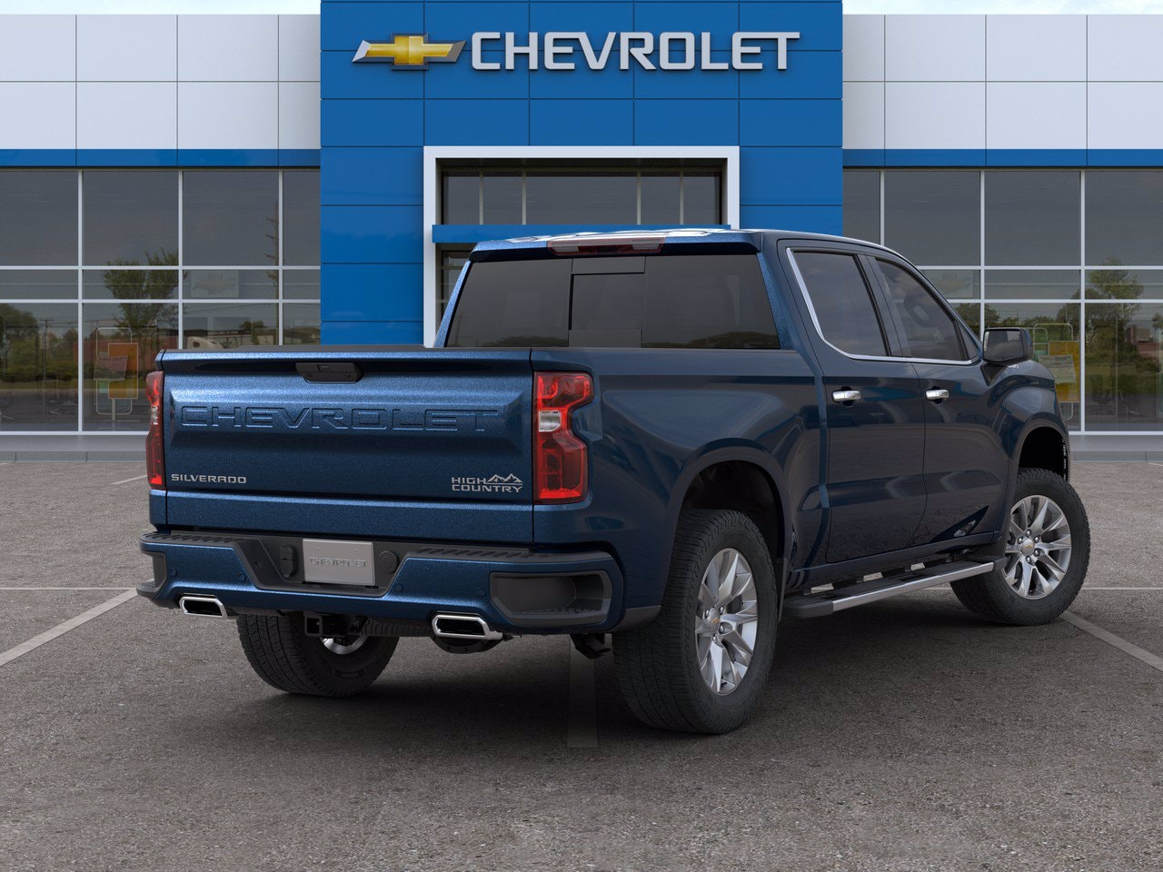 2020 Chevrolet Silverado 1500 Crew Cab 4x4, Pickup #C201648 - photo 2