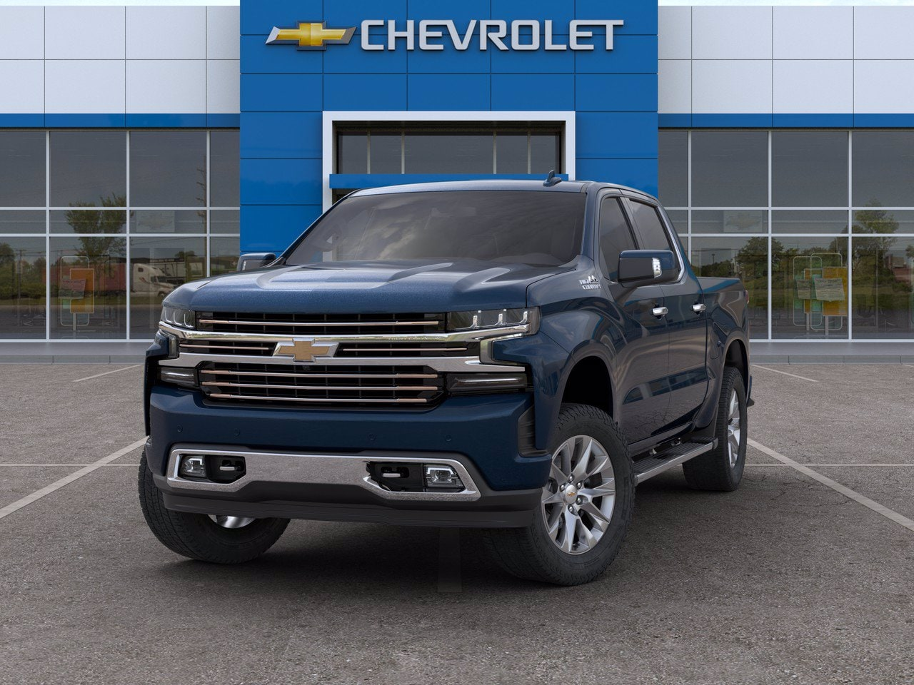 2020 Chevrolet Silverado 1500 Crew Cab 4x4, Pickup #C201648 - photo 6