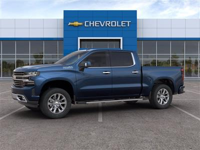 2020 Chevrolet Silverado 1500 Crew Cab 4x4, Pickup #C201648 - photo 3