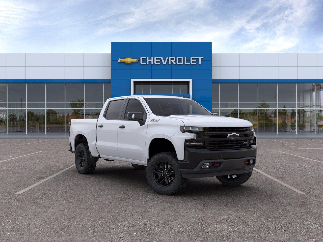 2020 Chevrolet Silverado 1500 Crew Cab 4x4, Pickup #C201673 - photo 1