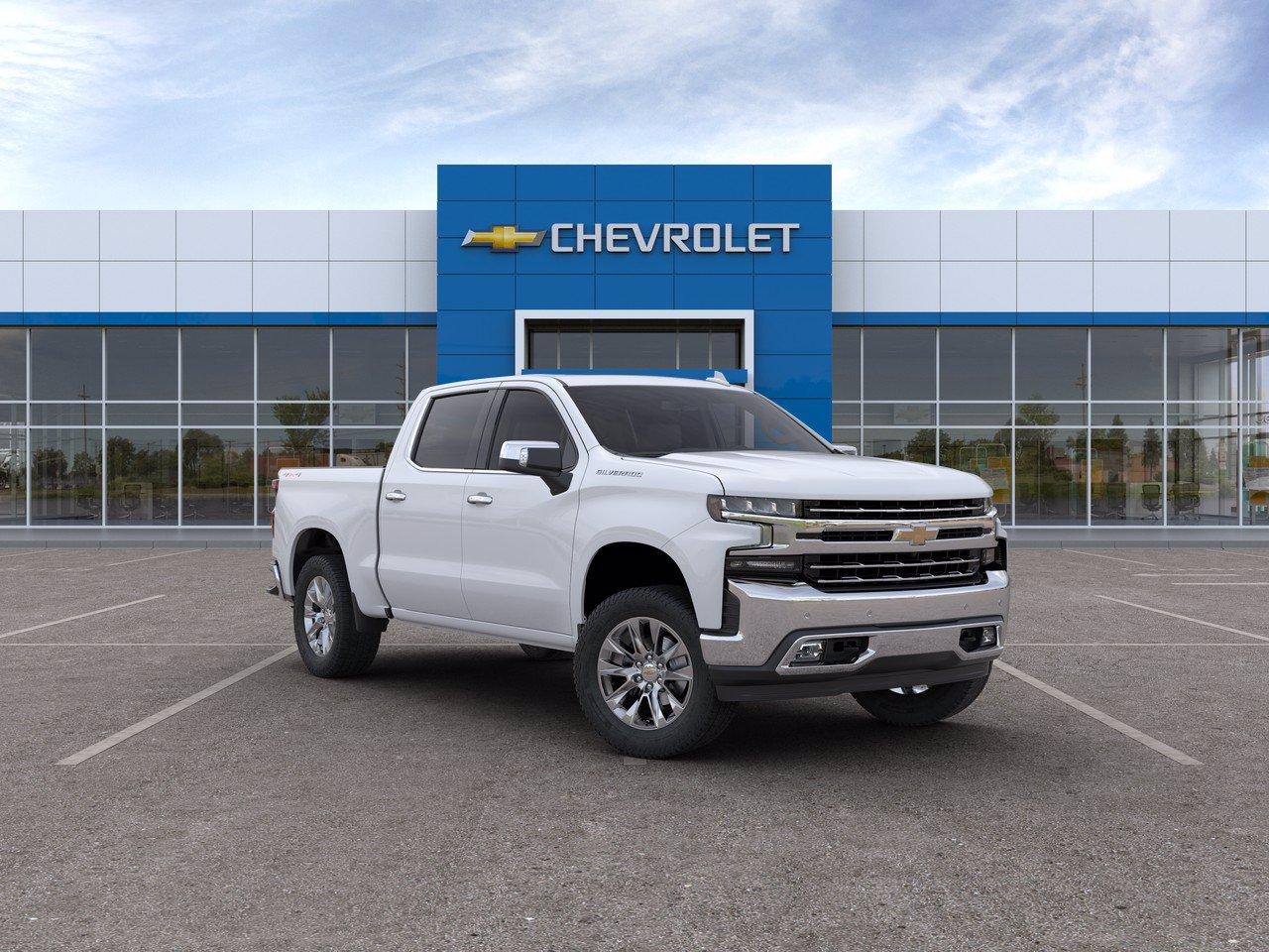 2020 Chevrolet Silverado 1500 Crew Cab 4x4, Pickup #C201706 - photo 1